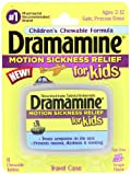 Dramamine Motion Sickness Relief for Kids, 8 Count