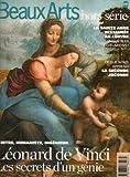 echange, troc Thomas Schlesser, Collectif - Beaux Arts Magazine, Hors-série : Léonard de Vinci : Les secrets d'un génie