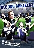Birmingham City - Record Breakers - Season Review 2009/10 [DVD] [Reino Unido]