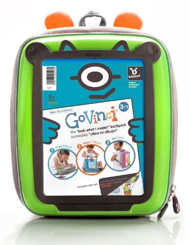 Govinci 403 GoVinci Backpack Green
