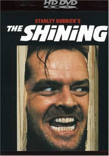 Cover art for  The Shining [HD DVD]