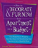 How to Decorate and Furnish Your Apartment on a Budget: From Budgeting to Shopping, Your Idea Source for Transforming Your Apartment into a Beautiful Home
