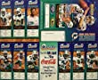 Dan Marino - Miami Dolphins 2000 Uncut Ticket Sheet