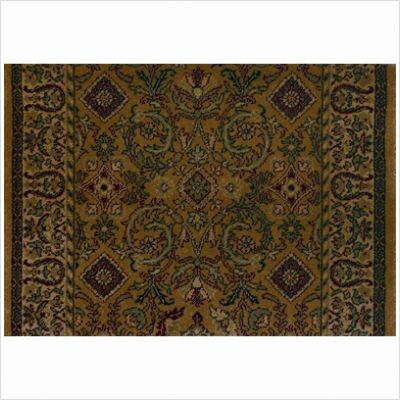 Stanton Carpet Topkapi Runner, Goldenrod, 2-Foot-7-Inch-by-10-Foot