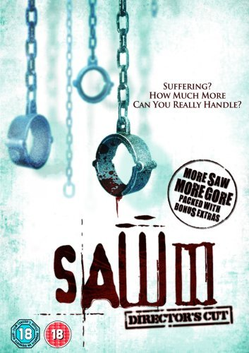 Saw 3 Director's Cut [2006] [DVD] by Tobin Bell