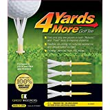 4 More Yards Golf 4 Yards More - Plastic Golf Tees