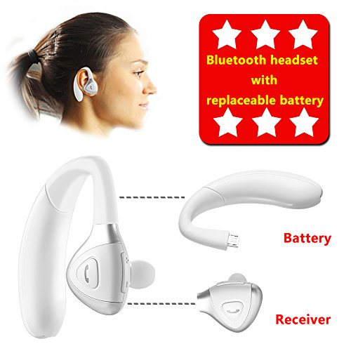 bluetooth headset portable 4 1 wireless bluetooth hi fi in ear sports headphones noise. Black Bedroom Furniture Sets. Home Design Ideas