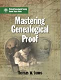 img - for Mastering Genealogical Proof book / textbook / text book