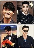 写真 [ 韓国俳優 ]  チャ・スンウォン ChaSeungWon  高光沢写真4枚セット