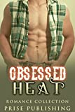 ROMANCE: OBSESSED HEAT (Menage Secret Baby Pregnancy Romance Collection) (New Adult Contemporary Romance Short Stories)