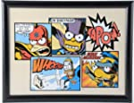 SIMPSONS Superheroes Bartman LAPTRAY...