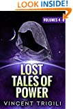 The Lost Tales of Power: Volume 4-6