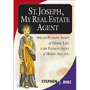 st joseph my real estate agent patron saint of home life and home selling. Black Bedroom Furniture Sets. Home Design Ideas