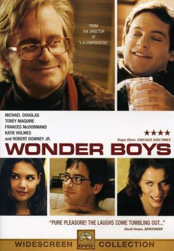 Cover art for  Wonder Boys [DVD]