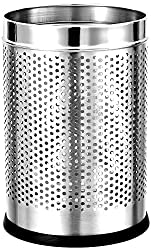 Meet Stainless Steel Dustbin Small, 5 Litre (7x10)