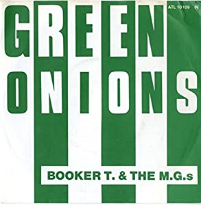 green onions LP