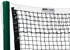 Buy Gamma Tuff Tennis Net Vinyl Headband, Black White by Gamma