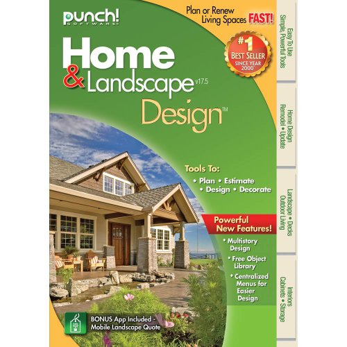 Best online software for free punch home landscape for Punch home landscape design pro 17 5 crack