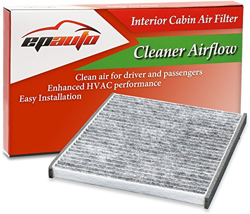 EPAuto CP132 (CF10132) Toyota / Lexus Replacement Premium Cabin Air Filter includes Activated Carbon