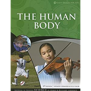 The Human Body (God's Design for Life) Debbie Lawrence and Richard Lawrence