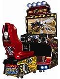 Betson Dirty Drivin Dlx Arcade Game Machine, 42-Inch