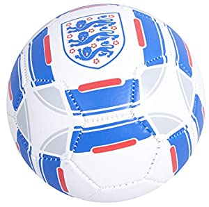 England Morph Football - White, Size 1