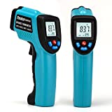 Peralng® Infrarot Digital Thermomete Berührungslose Thermometer IR Infrarot Digital Temperatur