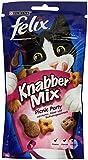 Felix Knabbermix Katzensnack Picnic Party, 8 Packungen (8 x 60 g)