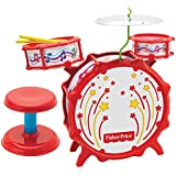 Fisher-Price Big Bang Drum Set