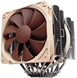 Noctua 6 Dual Heatpipe with 140mm/120mm Dual SSO Bearing Fans CPU Cooler NH-D14 - Retail