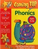 img - for Coming Top: Phonics Ages 5-6: Get A Head Start On Classroom Skills - With Stickers! book / textbook / text book
