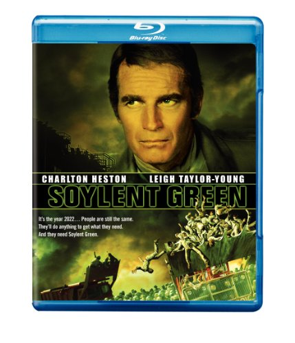 Cover art for  Soylent Green [Blu-ray]