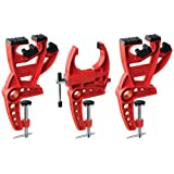 Swix New Design Jaw Economy Vise, Red (Pack of 3) by Swix