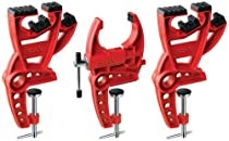 Swix New Design Jaw Economy Vise, Red (Pack of 3)