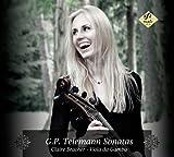 Claire Bracher G.P. Telemann: Sonatas