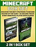 Minecraft Box Set: find the most readily useful Strategies to Become Master for the Game + 30 Amazing Tricks Every Minecraft Player should be aware (Minecraft, minecraft forge, minecraft mods)