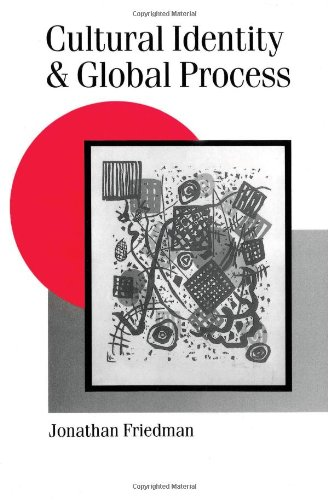 Cultural Identity And Global Process (Published In Association With Theory, Culture & Society) front-751909