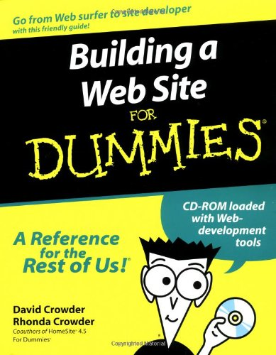 Building A Web Site For Dummies (For Dummies (Computer/Tech))
