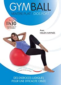 Gym ball : ventre plat - dos fort