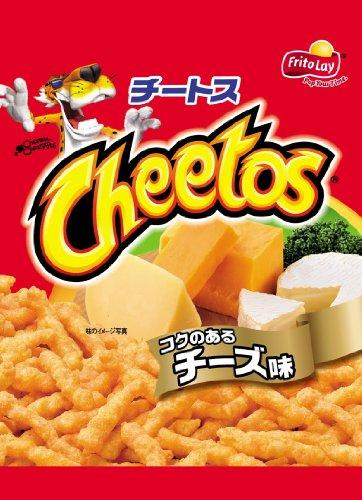 ジャパンフリトレー チートス コクのあるチーズ味 75g×12袋