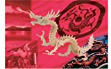 Dragon, 3D Chines Puzzle Dragon