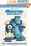 Monsters University Junior Novelizati...