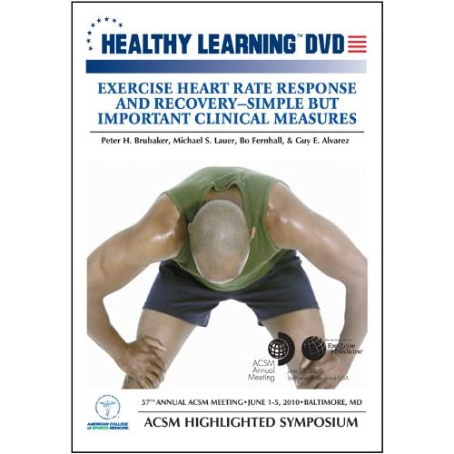 Exercise Heart Rate Response and Recovery Simple But Important Clinical Measures