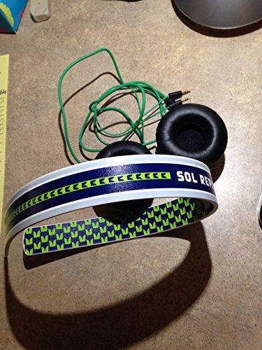 SOL REPUBLIC Tracks V8 On-Ear Headphones - Blue gub hin 181 portable bicycle stainless steel repair tool kit wrench set black