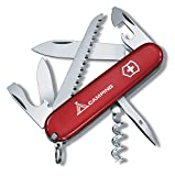 Victorinox 1361371 Army Knife Camper Red
