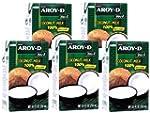 Aroy-D - Kokosmilch - 5er Pack (5 x 2...