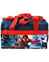 Marvels Amazing Spiderman Products Duffle Bag/gym Bag/travel Bag - Amazing Spiderman 600d Polyester Duffle Bag with Printed PVC Side Panels