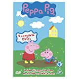 Peppa Pig - Vols. 1 To 3 [DVD]by Peppa Pig