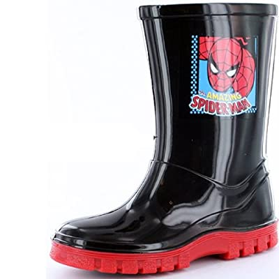 Britwear - Spiderman Wellington Boot