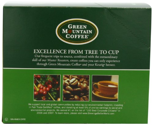 Green Mountain - Keurig - Nantucket Blend - K-Cup - Box of 24 KCups